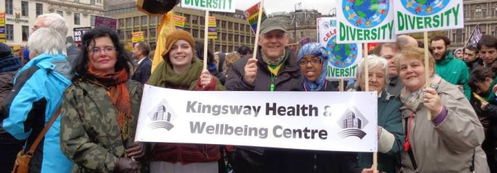 Kingsway Court Health and Wellbeing Centre Community